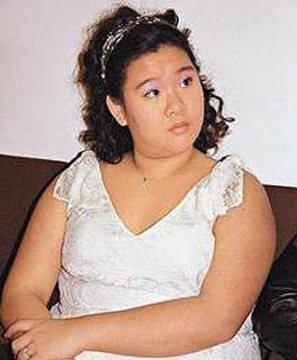郑欣宜减肥前后照片惊人大对比