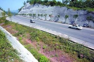 茶涪路通车一年多 交通事故631起死伤344人