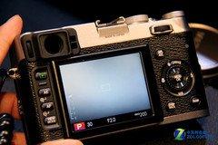 APS-C画幅旁轴相机 富士X100