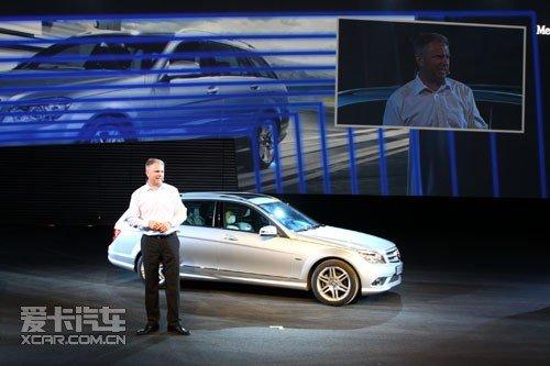 售43万起 奔驰C级旅行轿车两款新车上市
