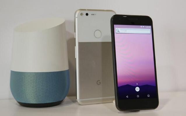 谷歌手机年销仅50万部 市占率几乎为零