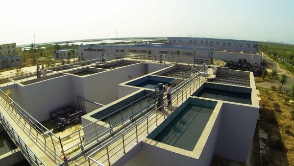 重庆水务投资近12亿 在巴南建大型水厂