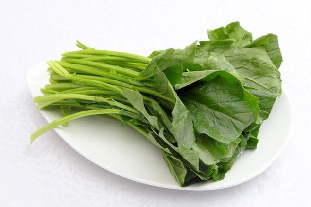 菠菜是种护心菜