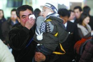在日重灾区中国公民基本撤完 旅游团21日前全回