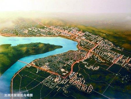 主城二环时代21大型聚居区规划完成(图)