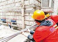 明年主城完成3万户居民供水管改造
