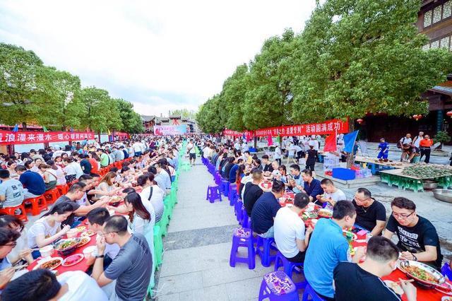 千名单身男女走进黔江开启寻爱之旅 50多对牵手成功