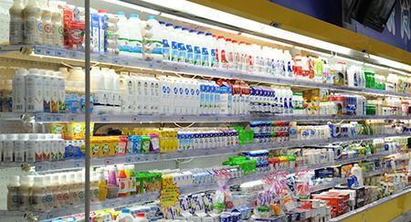 超市货架哪个部位的商品最好?