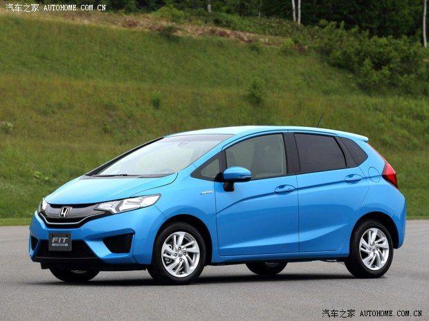 本田本田(进口)飞度(进口)2014款 Hybrid