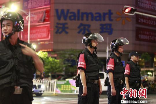 重庆男子在深圳超市持刀伤人 初步排除疑犯有精神病