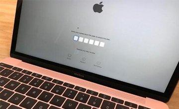 黑客使用查找iPhone功能锁定Mac
