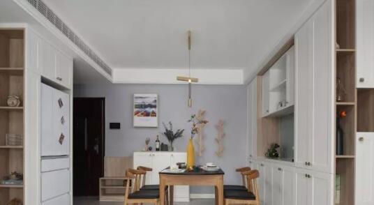 50平米一室一厅 一个人住的北欧公寓