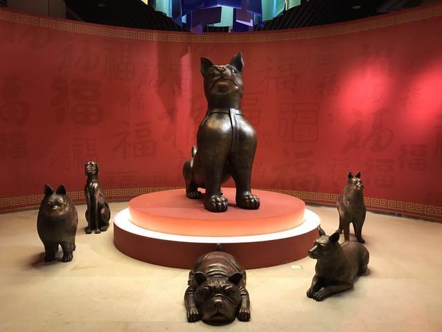"""博物馆里过大年!去三峡博物馆看""""千年萌宠"""""""