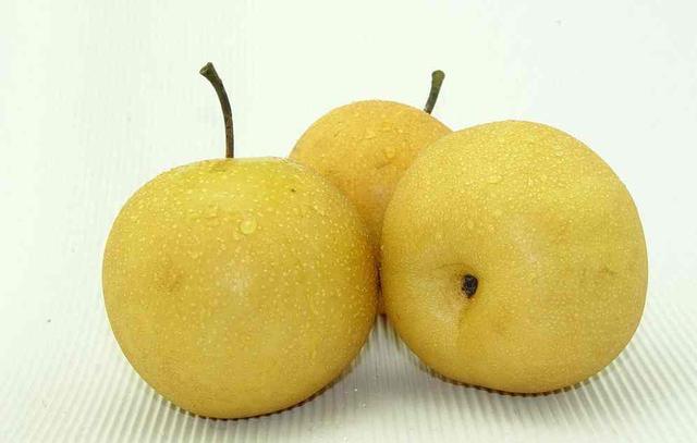 梨是天然矿泉水 三种吃法效果翻倍