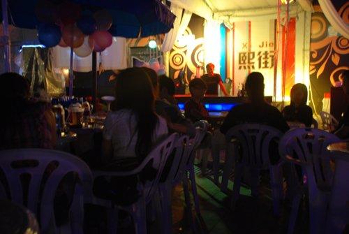 熙街酒吧文化节启幕 大学城将迎来夜生活时代