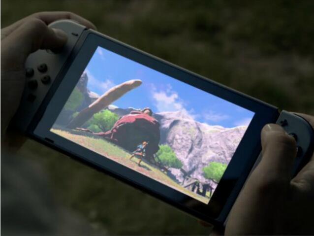 传任天堂将推小尺寸Switch:实为掌机版