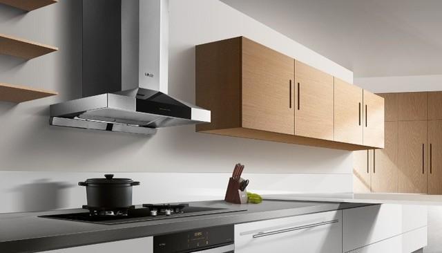 近吸式抽油烟机适合哪些厨房?看完秒懂