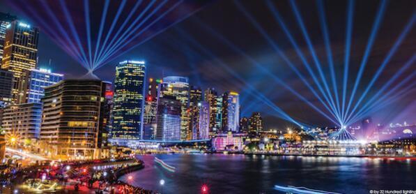 2018年缤纷悉尼灯光音乐节节目单新鲜出炉