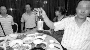 黄先生给侄女过生的好心情 被三瓶啤酒破坏了