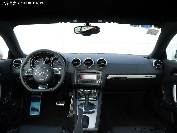 奥迪奥迪(进口)奥迪TTS2013款 TTS Coupe 2.0TFSI quattro