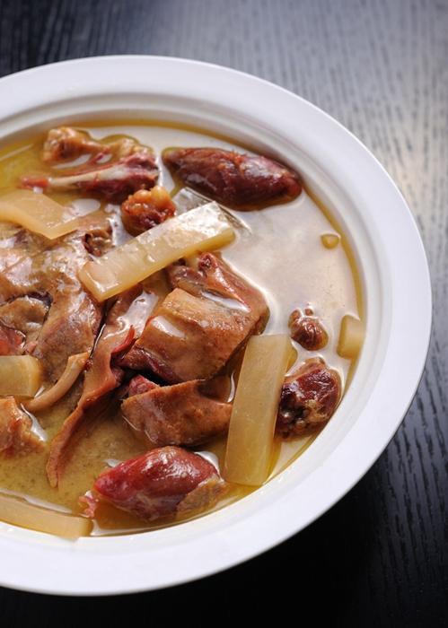 立冬食补正当时 养生美食让你温暖一冬