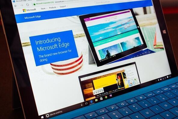 微软切割Window10与Edge:浏览器加速更新