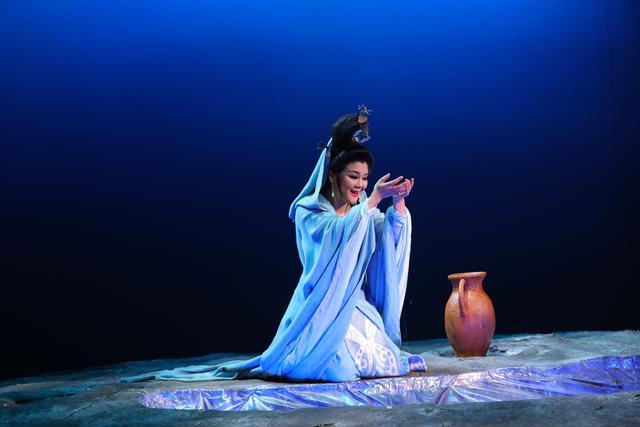 """""""重庆造""""《辛夷公主》亮相第三届中国歌剧节"""