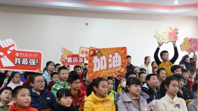 树人的多彩小学-重庆数学数学文化节走进树案导首届数学论文学图片