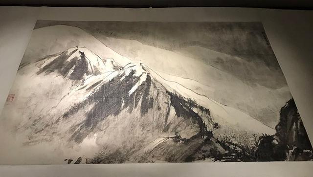 傅抱石在金刚坡下的绘画作品回渝集中展出