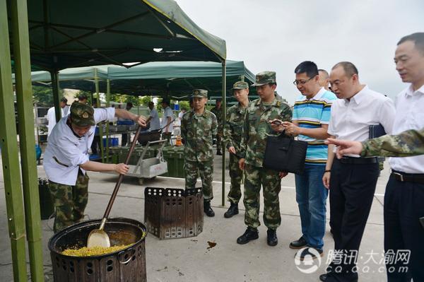 武警八支队与驻地单位签订联合保障协议 满足野战需求