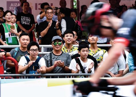 2018香港单车节金秋十月破风启幕 燃烧你的荷尔蒙!