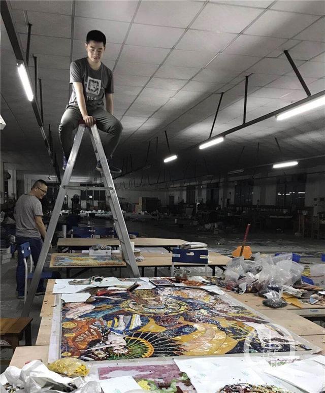 壁画专业冷门难找工作?它的故事和情怀了解一下!