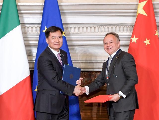 苏宁与ITA达成经贸合作,张近东全球化征程再下一城