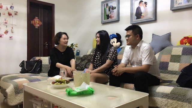 """恒丰银行重庆分行党委展开党员帮群""""结对儿子""""活触动"""