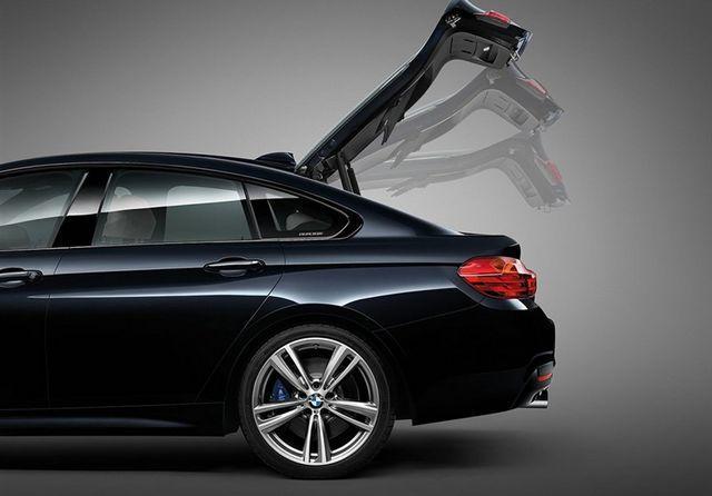 [新车发布]宝马全新4系Gran Coupe发布