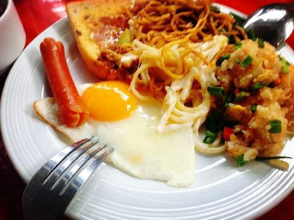 早餐要吃好 高蛋白早餐有助减重