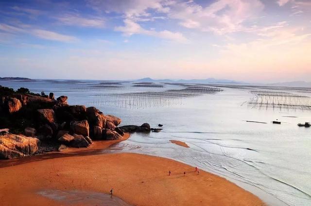 仅一弯滩涂就迷倒了全国98000个摄影师