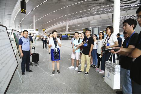 【共舞长江经济带】重庆T3A航站楼即将投用 可起降全球最大客机