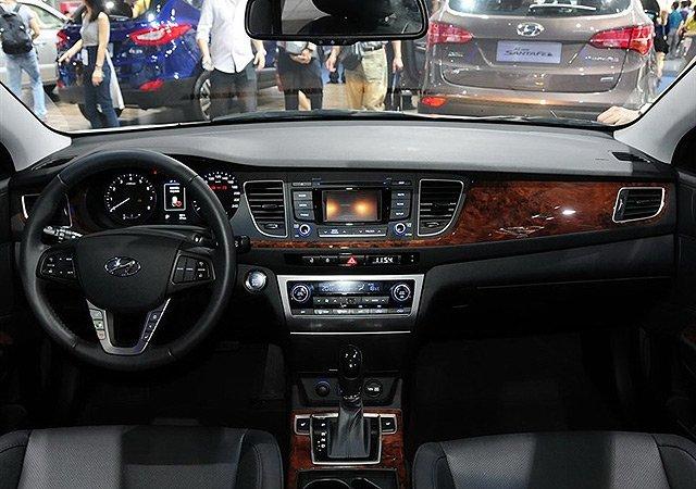 [国内车讯]曝北京现代名图配置 推8款车型
