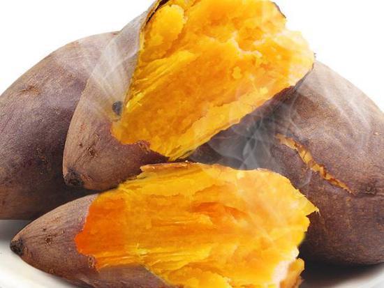 红薯什么时候吃最健康