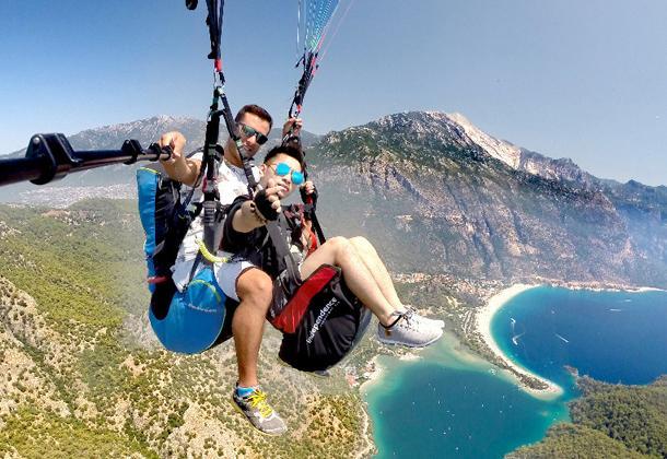 土耳其10日自驾游 跳伞潜水坐热气球