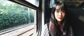 坐3元绿皮火车 到重庆这座仙山摘果喂梅花鹿
