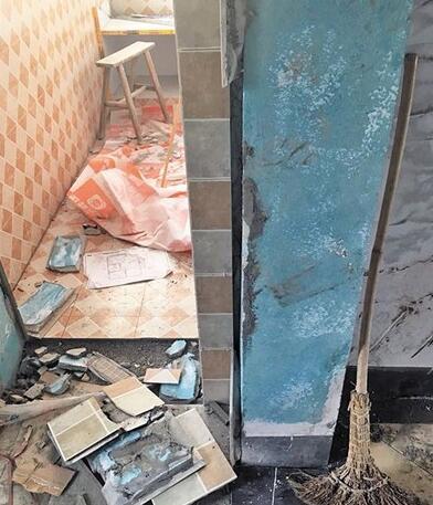 """约定的90天工期拖到了150天 杨女士说装个新房像""""历劫"""""""