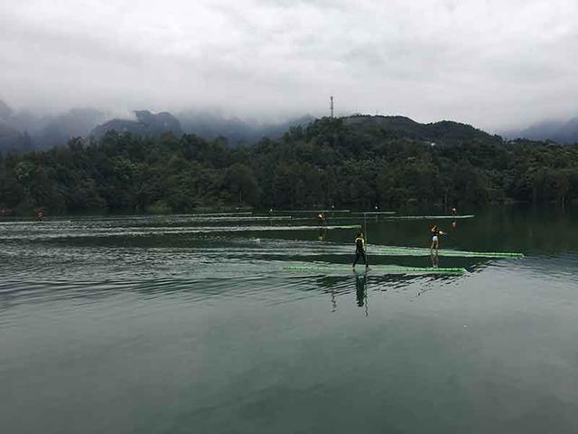 武隆石桥乡芙蓉湖乡村旅游季28日开幕 水上绝技将亮相