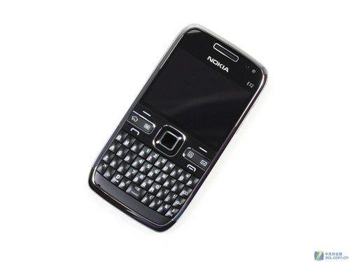 顶级旗舰商务手机 诺基亚E72