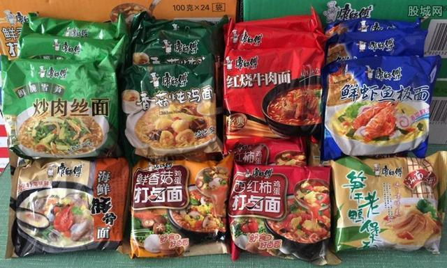 台湾康师傅宣布解散不影响大陆 但泡面族已转为外卖族