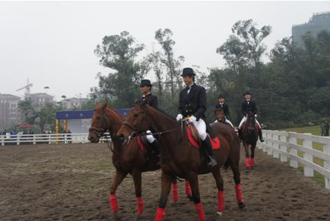 凤凰湾半山俱乐部邀您体验马背上的骑士精神