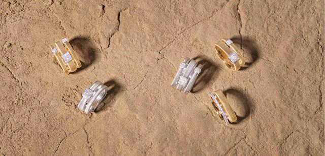 周生生 Marco Bicego系列新品珠宝
