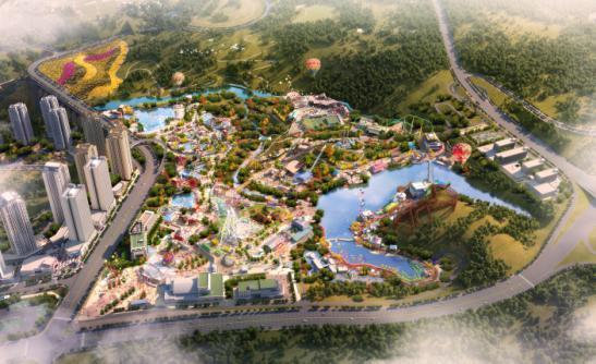 重庆欢乐谷票价揭晓 水陆公园将分开售票