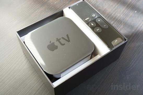 第五代AppleTV现身 搭载tvOS11今年发布?